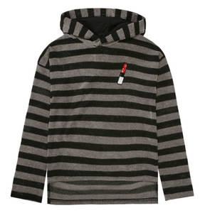 JETTE by STACCATO             Sweatshirt, Streifen-Optik, Kapuze, für Mädchen