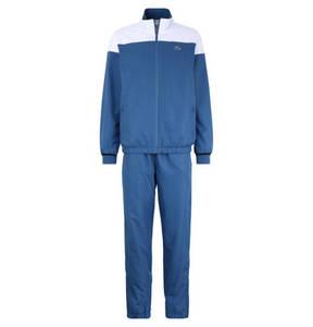 LACOSTE             Trainingsanzug, zweifarbig, Gummibund, Bein-Reißverschlüsse, für Herren