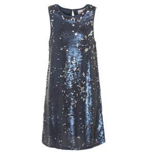 manguun teens             Kleid, Wendepailletten, Metallic, für Mädchen