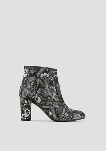 Ankle Boots im Asia-Look