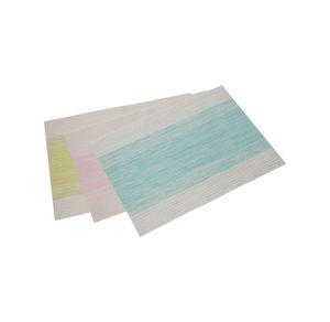 Home Platz-Set mit schickem Farbstreifen, ca. 30x45cm