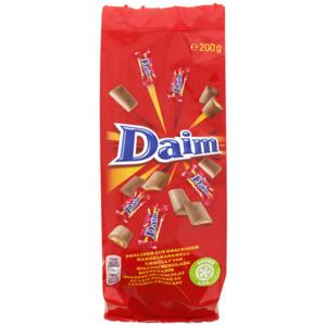 Daim Mini-Schokolade
