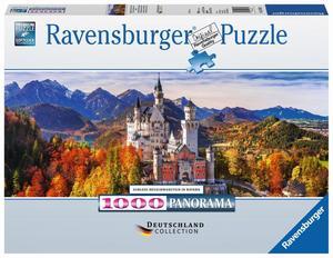 Ravensburger Puzzle Schloss Neuschwanstein