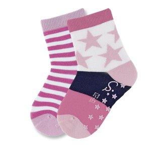 ABS-Socken 2er Pack für Mädchen