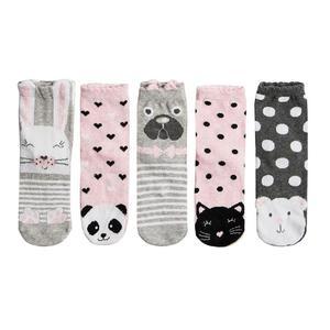 Socken 5er Pack für Mädchen