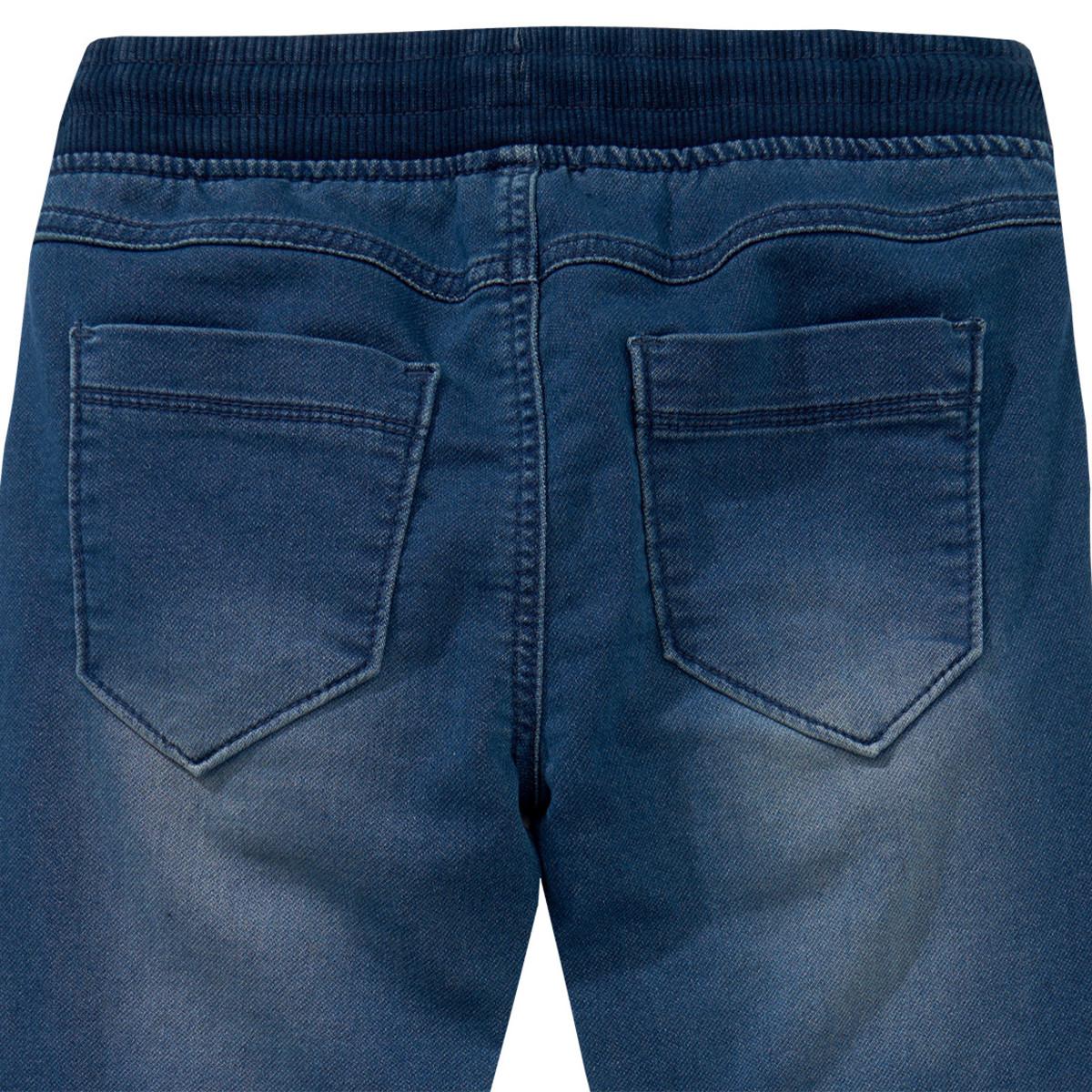 Bild 4 von Jungen Pull-on Jeans in Used-Waschung