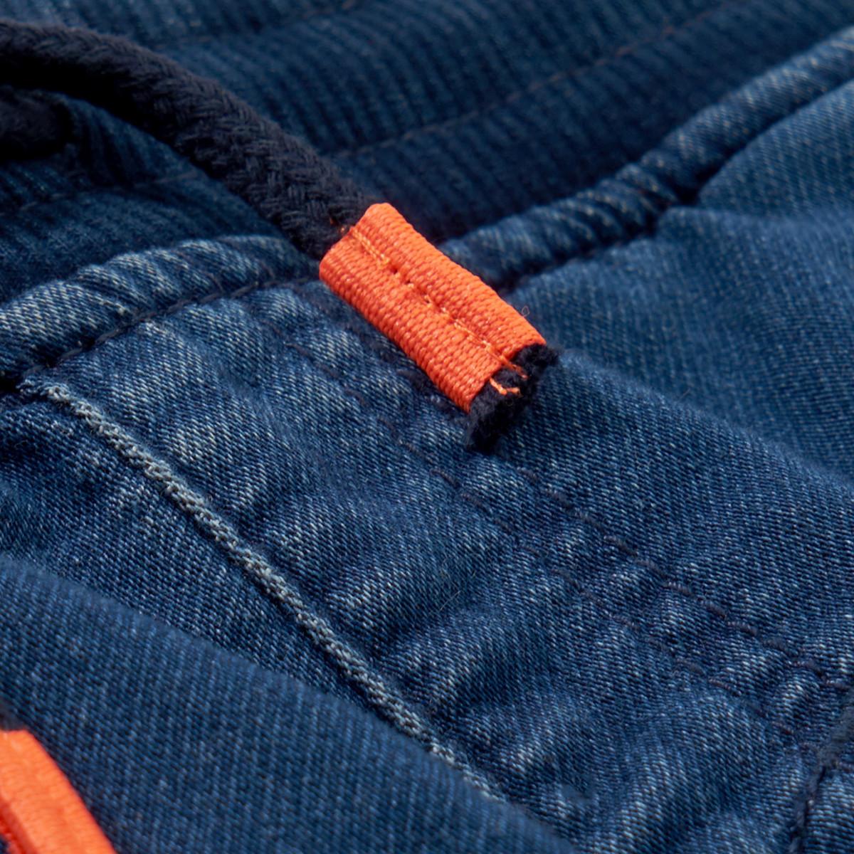 Bild 5 von Jungen Pull-on Jeans in Used-Waschung