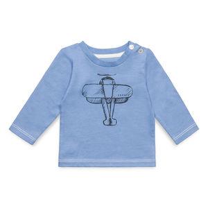 Esprit Baby Jungen Sweatshirt mit Motiv