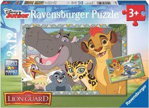 Ravensburger Beschützer des Königreichs, 2x12 Teile