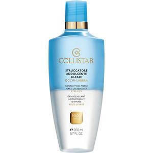 Collistar Gentle Two-Phase Make-Up Entferner, 200 ml