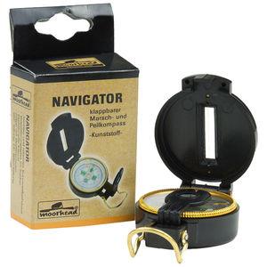 "Moorhead Kompass ""Navigator"" schwarz"