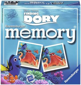 Ravensburger Disney/Pixar Finding Dory memory