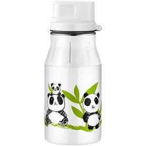Alfi Isolierflasche ElementBottle Little Panda, 0,4 l