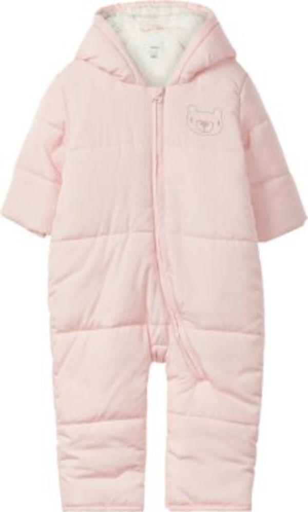 Baby Schneeanzug NBFMAKI Gr. 62/68 Mädchen Kinder