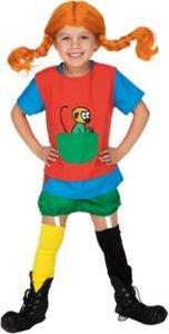 Kostüm Pippi Langstrumpf Gr. 110/122
