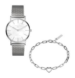 Liebeskind             Set Damenuhr und Armband LS-0057-MQB