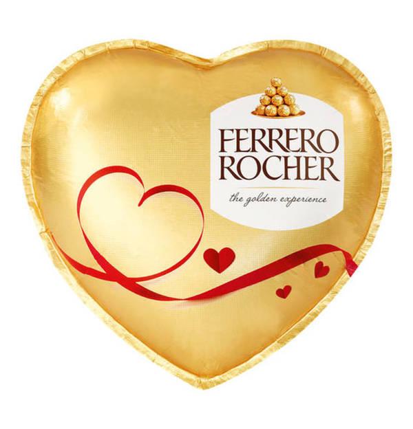 FERRERO             Rocher Herz 3D, 125g