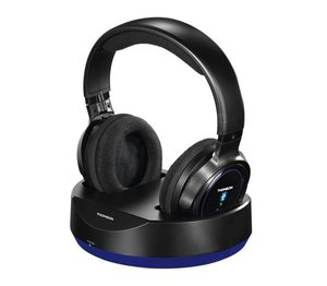 Thomson Bluetooth Over Ear Kopfhörer/Headset, kabellos, Ladestation »WHP6316BT«
