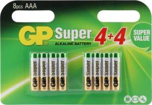 8-er Alkaline Multi Packs AAA