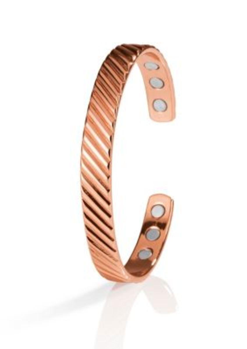 Bild 1 von VITALmaxx Kupfer-Armband inkl. 6 Magnete