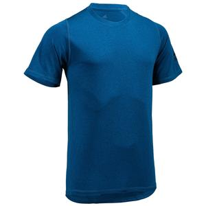 T-Shirt Cardio-/Fitnesstraining Herren blau E1