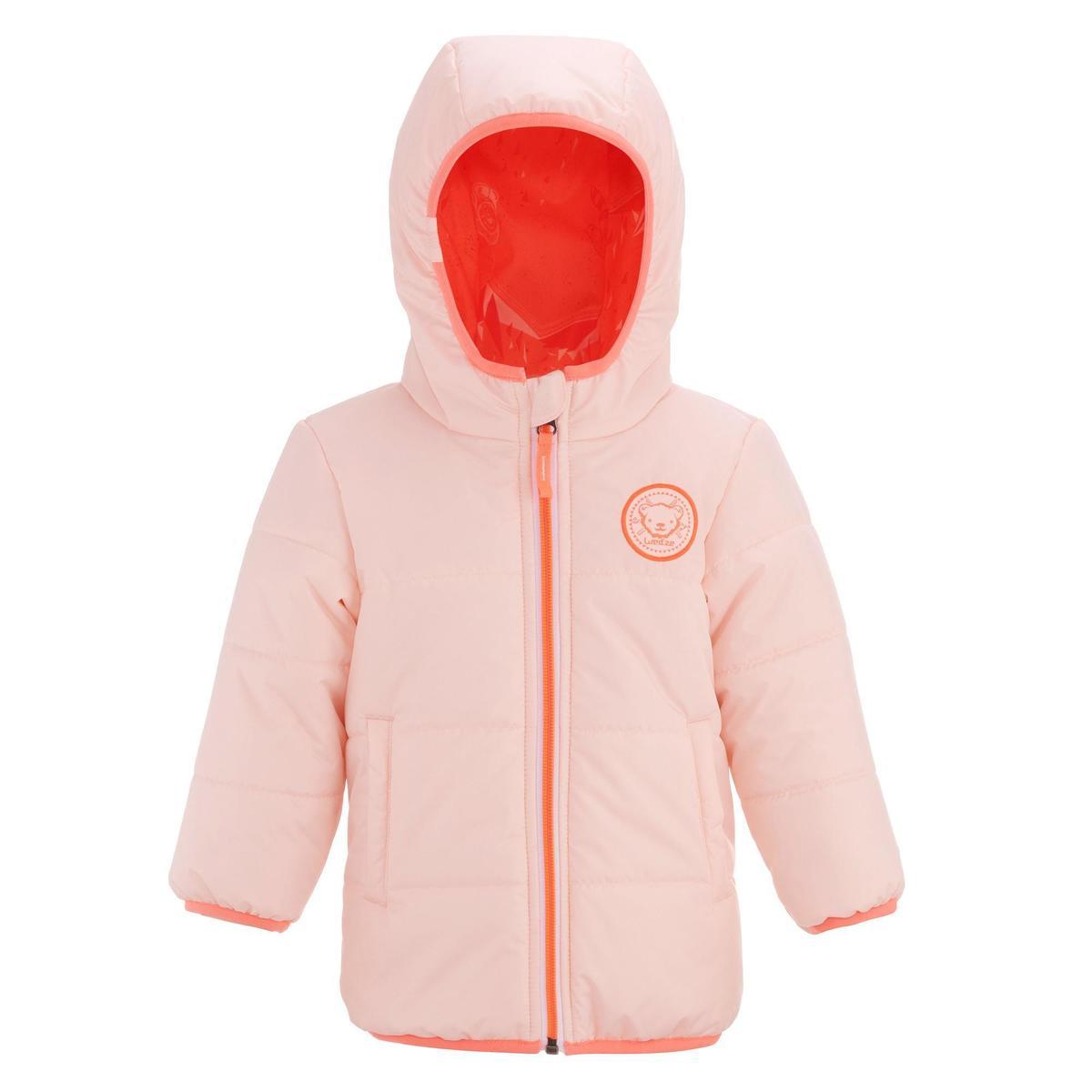 Bild 4 von Jacke wendbar warm Baby rosa