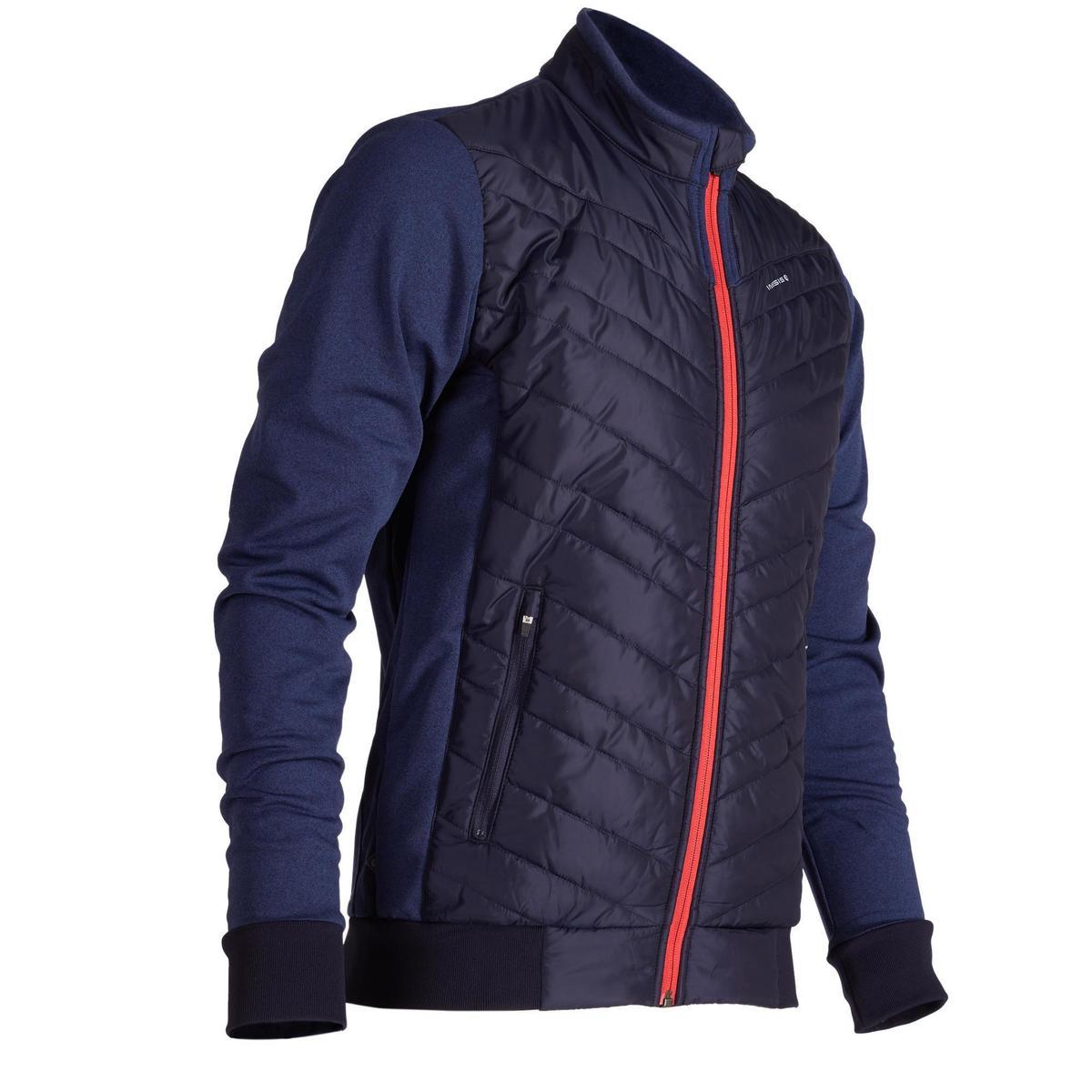 Bild 1 von Golf Wattierte Jacke Herren kühle Witterungen marineblau