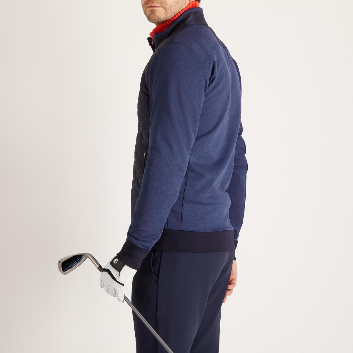 Bild 5 von Golf Wattierte Jacke Herren kühle Witterungen marineblau