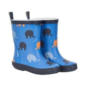 CeLaVi   Gummistiefel Elefanten blau