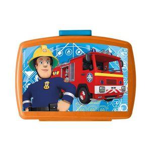 Feuerwehrmann Sam Brotdose mit Einleger