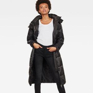 Strett-s Ann Boyfriend Long Jacket