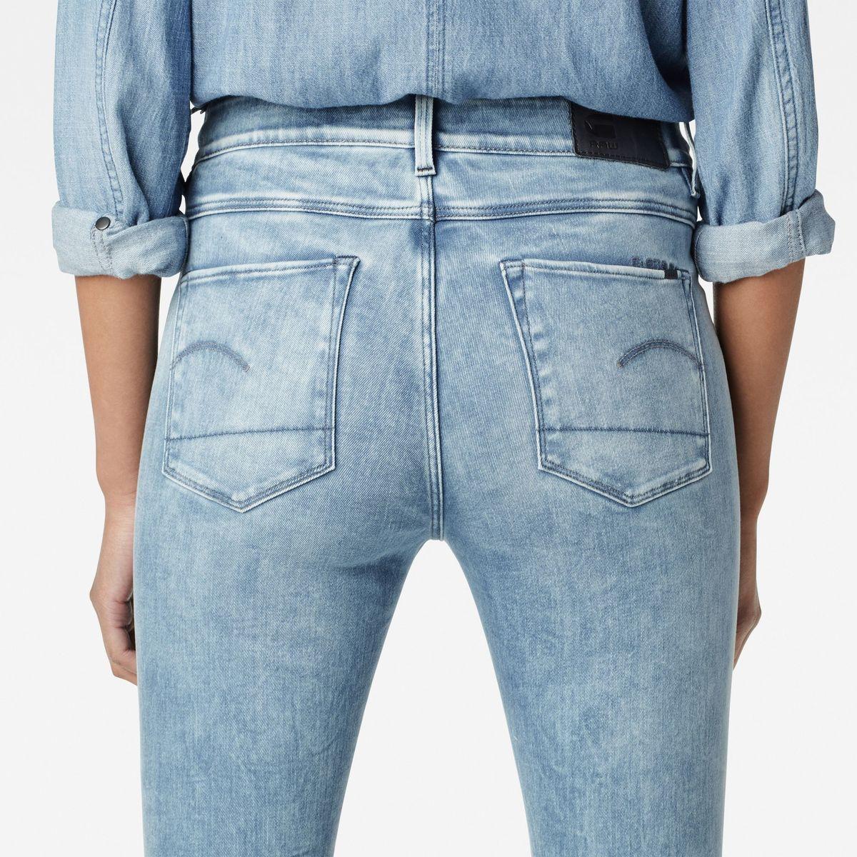 Bild 3 von 3301 Ultra High Waist Super Skinny Jeans