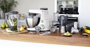 Moulinex Küchenmaschine QA4101 Masterchef