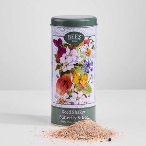 Saatgut-Shaker Schmetterling & Biene