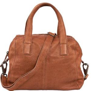 Echtleder Shopping Bag