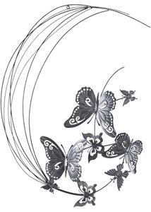 """Wanddeko """"Schmetterlinge"""""""