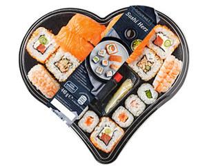 GOURMET Sushi-Herz