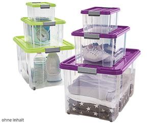 EASY HOME®  Stapelboxenset, 3-teilig