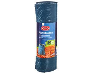 alio Abfallsack mit Zugband, 120 l