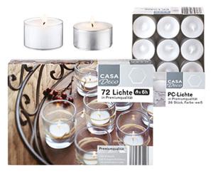 CASA Deco Premium-Lichte