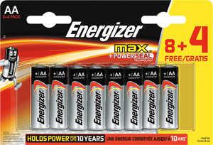ENERGIZER  Batterien AA oder AAA