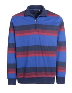 Bexleys man - Sweatshirt, gestreift