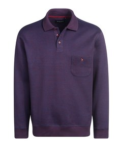 Bexleys man - Poloshirt, langarm
