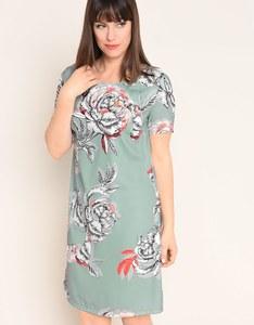 Viventy - locker geschnittenes Kleid mit Blumendruck