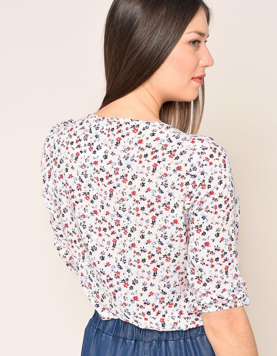 Bild 3 von My Own - leichte Bluse mit tollem Blumendruck