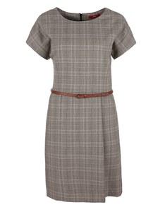 s. Oliver - Kleid im Karodesign