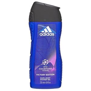 adidas Champions League Hair & Body Shower Gel Victory 0.72 EUR/100 ml