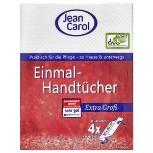 Jean Carol Einmalhandtücher