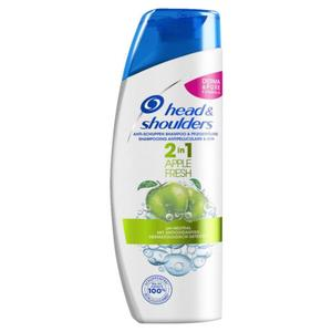 head & shoulders 2in1 Anti-Schuppen Shampoo & Pflegesp 1.60 EUR/100 ml