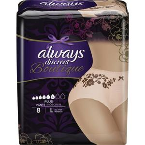 Always discreet Boutique Pants Plus L
